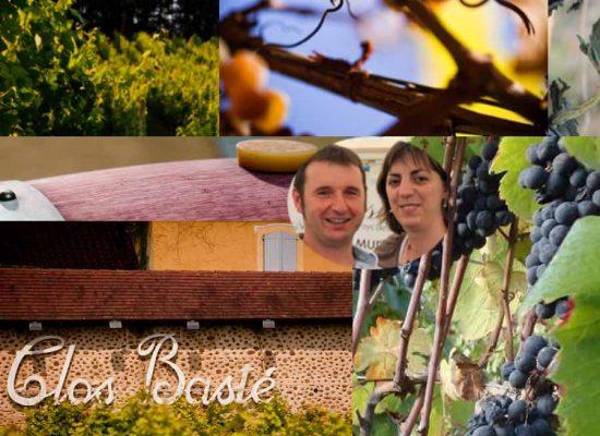 Oenotourisme, Immersion chez le vigneron au Clos Basté