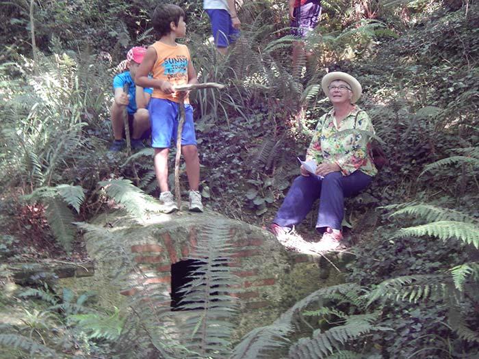 Votre séjour en Madiran c'est aussi découvrir les balades et lieux pittoresques naturels